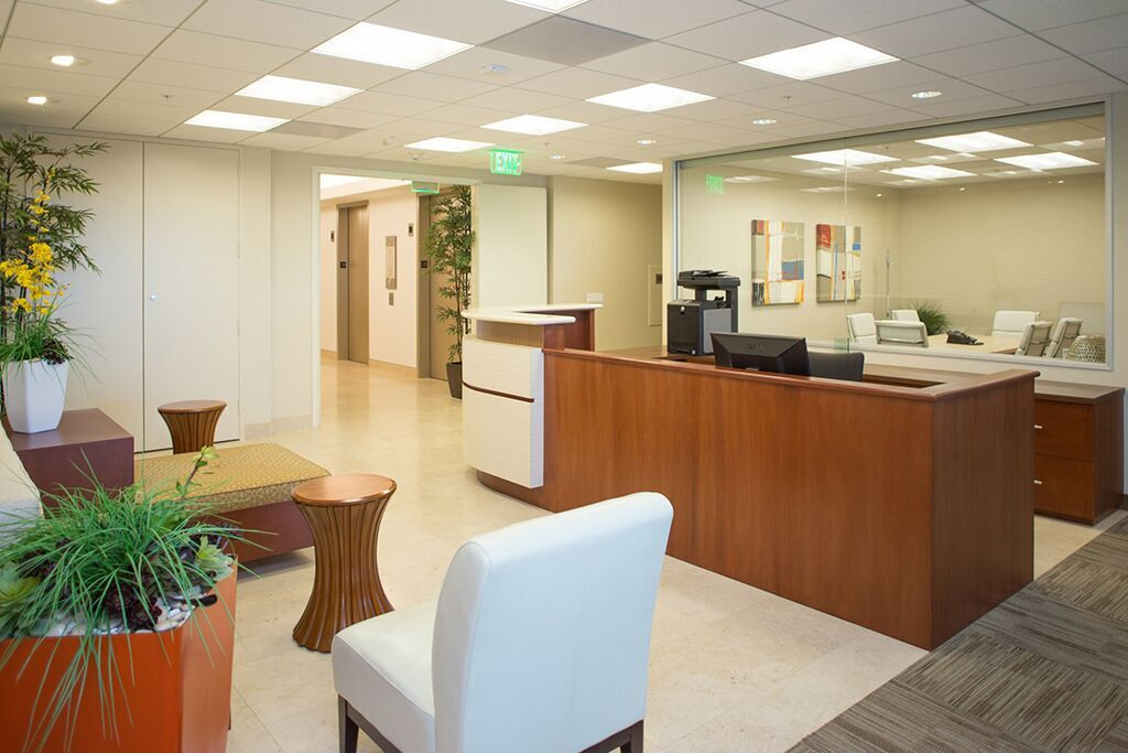San Francisco Live Receptionist and Business Address Lobby