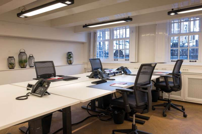 Turnkey Amsterdam Conference Room