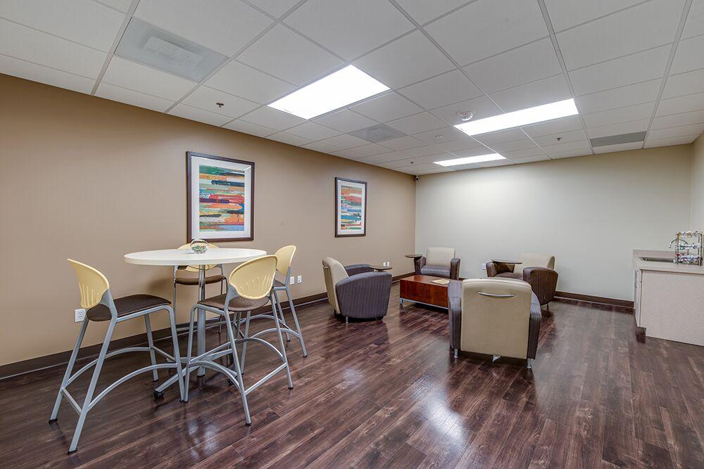Dallas Virtual Office Address - Lounge Commons Area