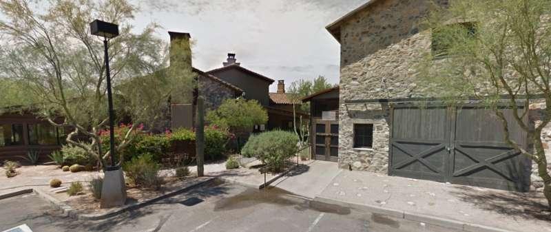 Scottsdale Business Address - Building Location
