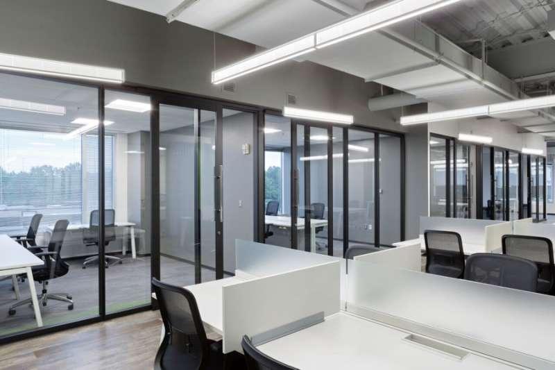 Gaithersburg Virtual Office Address - Lounge Commons Area