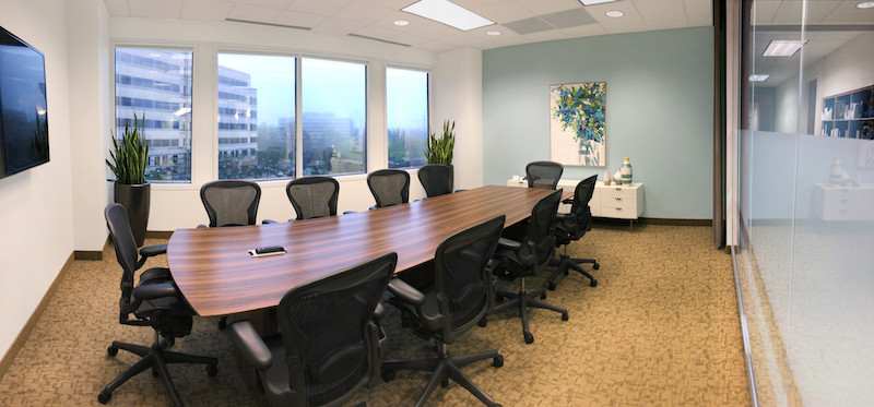 Turnkey Grant Pass Conference Room