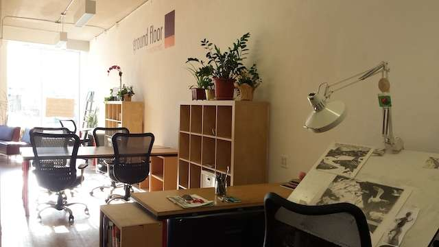New Rochelle Virtual Office Space - Comfortable Commons Area