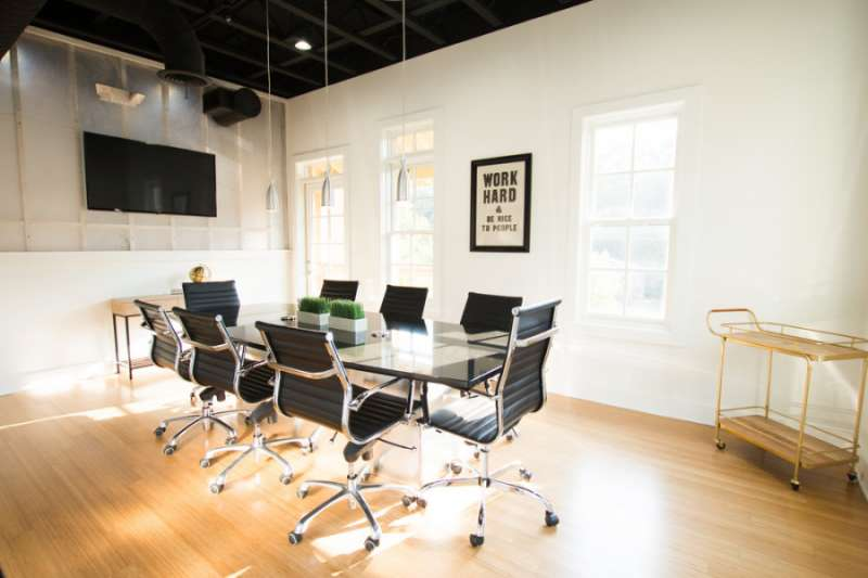 Turnkey Milton Conference Room
