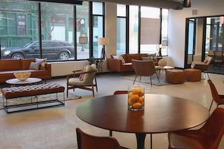 Orlando Virtual Office Address - Lounge Commons Area