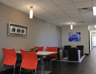Long Beach Virtual Office Address - Lounge Commons Area