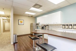 Break Area in Denver Virtual Office