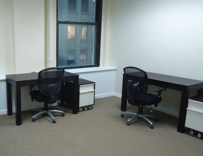 New York Temporary Private Office or Meeting Room
