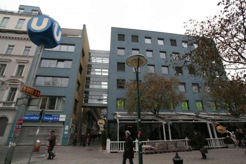 Vienna Business Address - Building Location