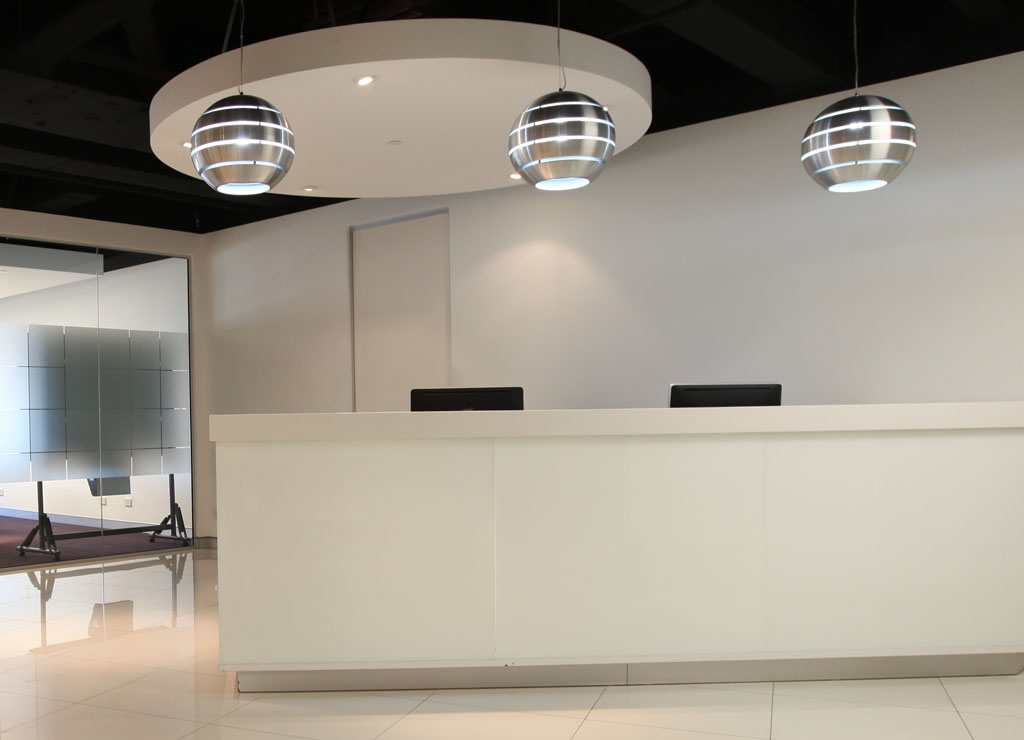 Receptionist Lobby - Virtual Offices in North Sydney