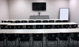 Stylish Fort Worth Meeting Room