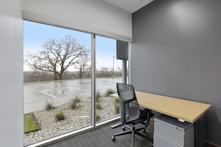 Grapevine Temporary Private Office or Meeting Room