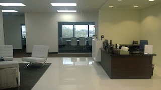 Receptionist Lobby - Virtual Offices in La Mirada