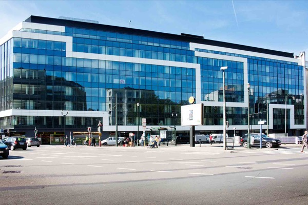 Brussels Virtual Business Address, Office Location