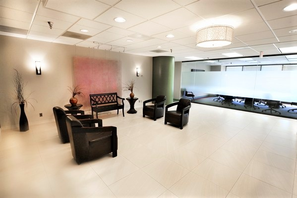 Rockville Virtual Office Address - Lounge Commons Area