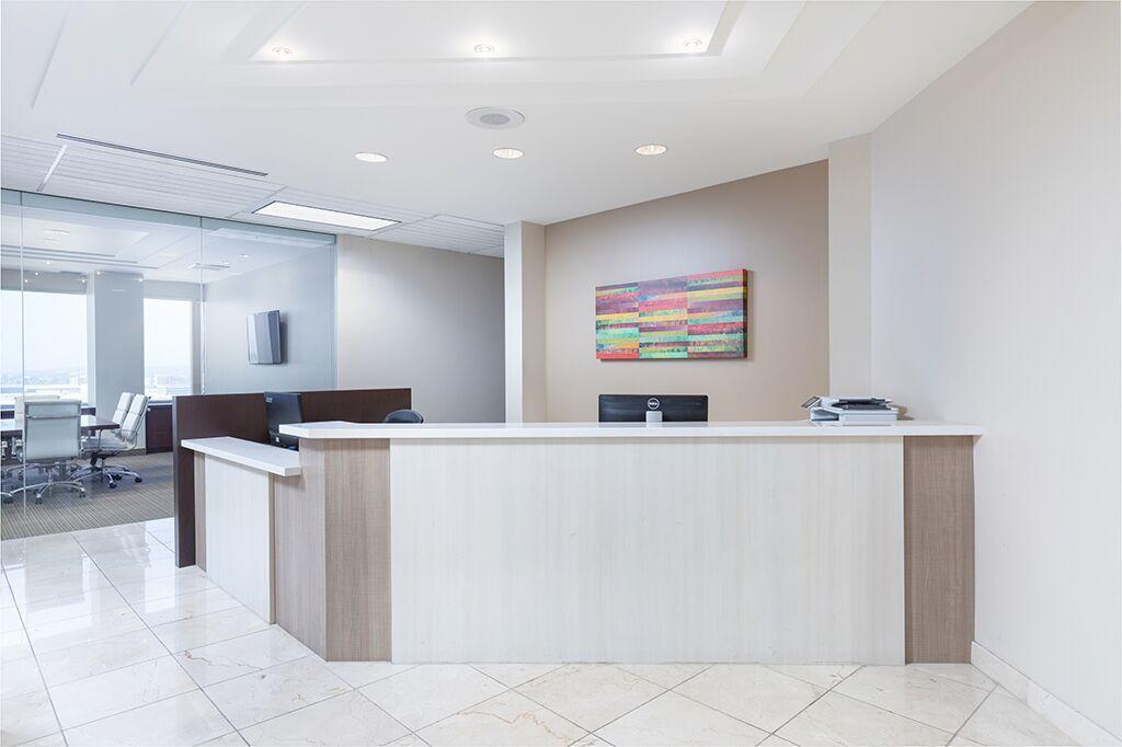 Receptionist Lobby - Virtual Offices in El Segundo