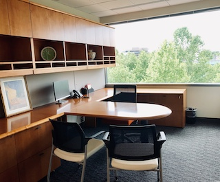 Virtual Offices Bethesda - Temp Offices or Meeting Room