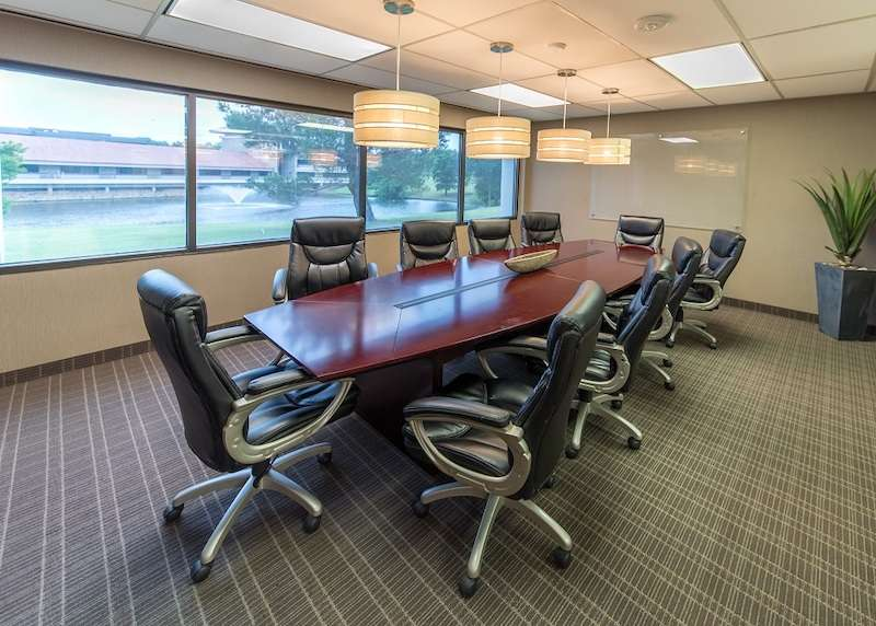 Stylish Irving Meeting Room