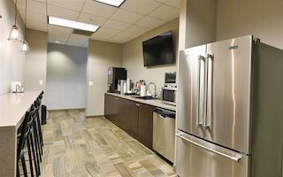 Break Room - Kitchen Area - Schaumburg Virtual Office