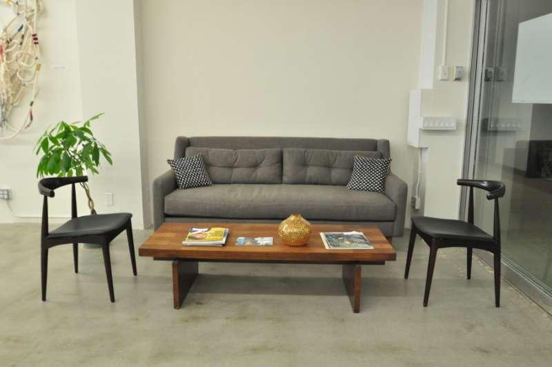 Los Angeles Busines Address - Lounge Area