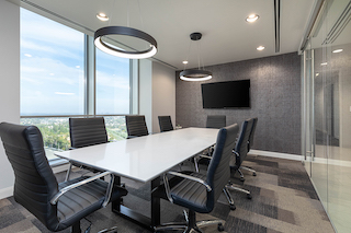 Turnkey Newport Beach Conference Room