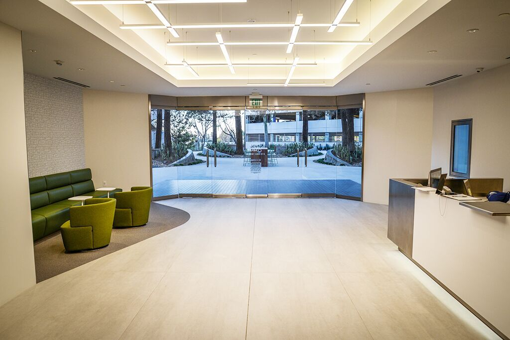 Culver City Live Receptionist and Business Address Lobby