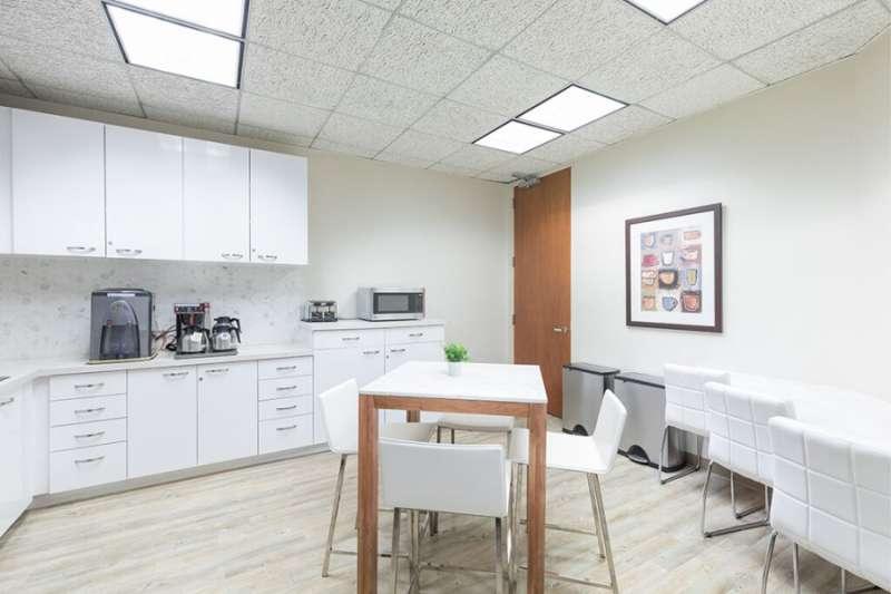 Break Room - Kitchen Area - Los Angeles Virtual Office
