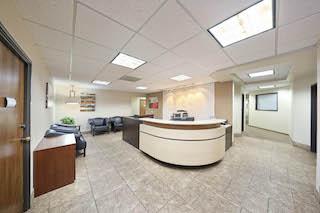 Orange Live Receptionist and Business Address Lobby