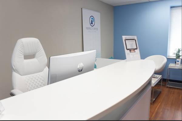 Receptionist Lobby - Virtual Offices in Beltsville