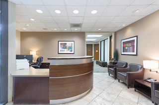 Newport Beach Live Receptionist and Business Address Lobby