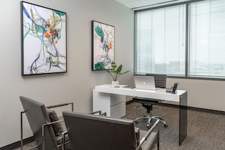Houston Temporary Private Office or Meeting Room