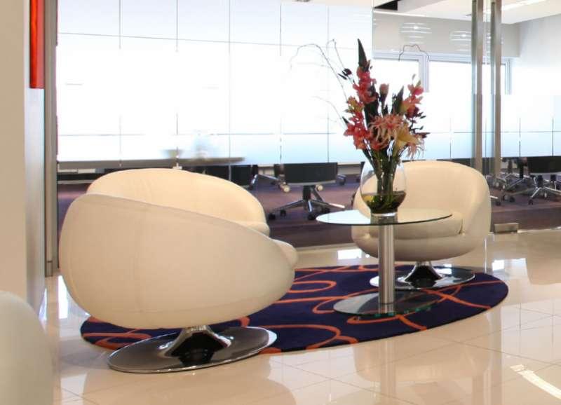 North Sydney Busines Address - Lounge Area