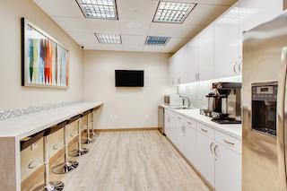 Break Room - Kitchen Area - Miami Virtual Office