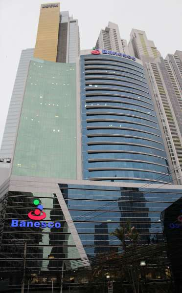 Panama City Business Address - Building Location