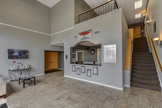 Receptionist Lobby - Virtual Offices in Roswell
