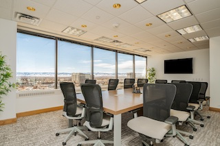 Turnkey Greenwood Village Conference Room