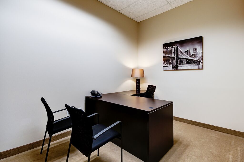 Temporary Frisco Office - Meeting Room