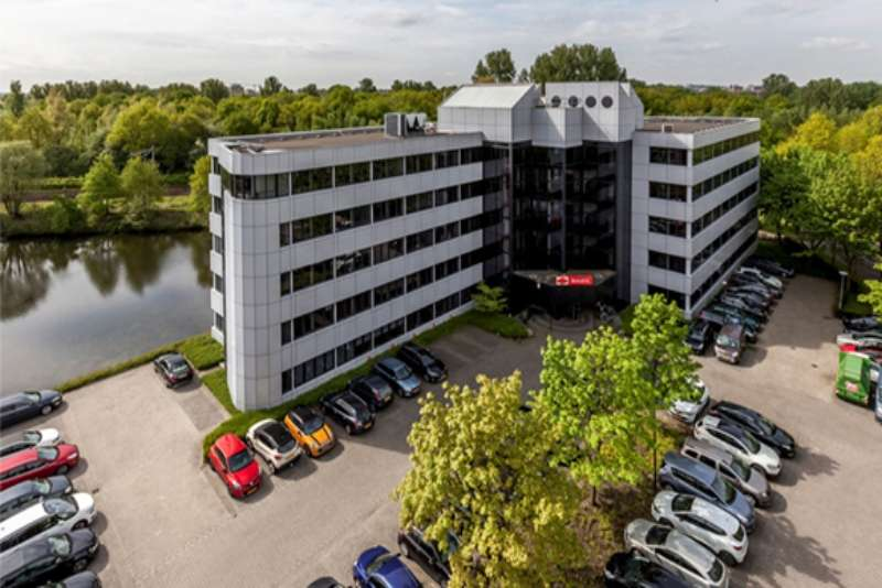 Amersfoort Business Address - Building Location