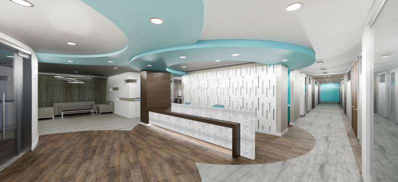 Washington  Virtual Office Space - Comfortable Commons Area