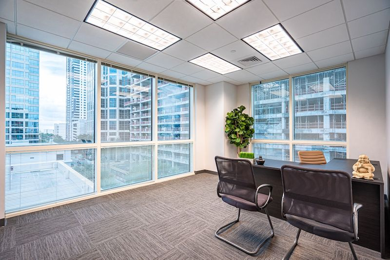 Ft. Lauderdale Temporary Private Office or Meeting Room