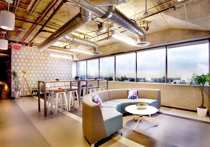 This Los Angeles Virtual Office Meeting Rooms