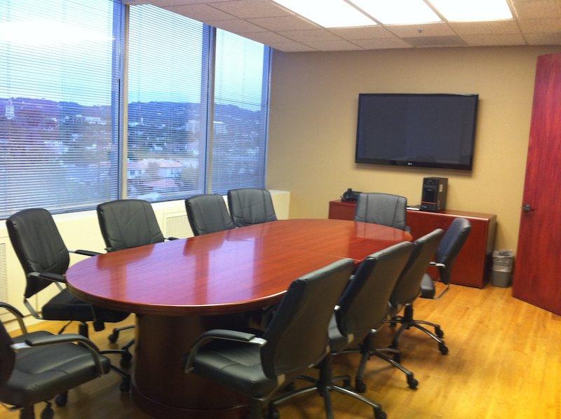 Stylish Beverly Hills Meeting Room
