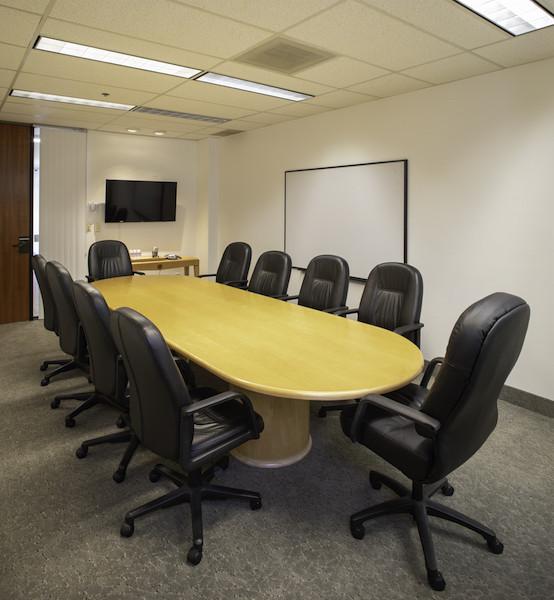 Temporary Larkspur Office - Meeting Room