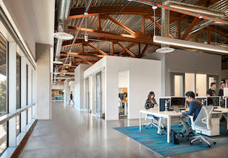Hollywood Virtual Office Address - Lounge Commons Area