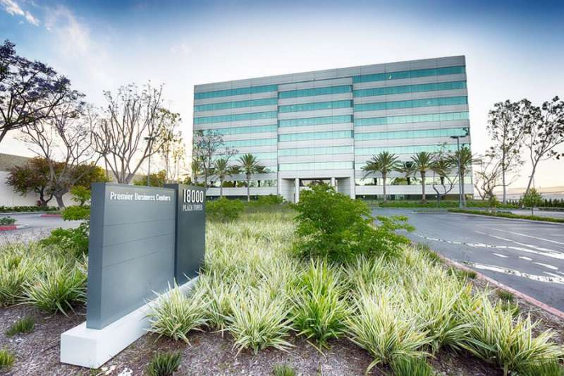 Cerritos Business Address - Building Location
