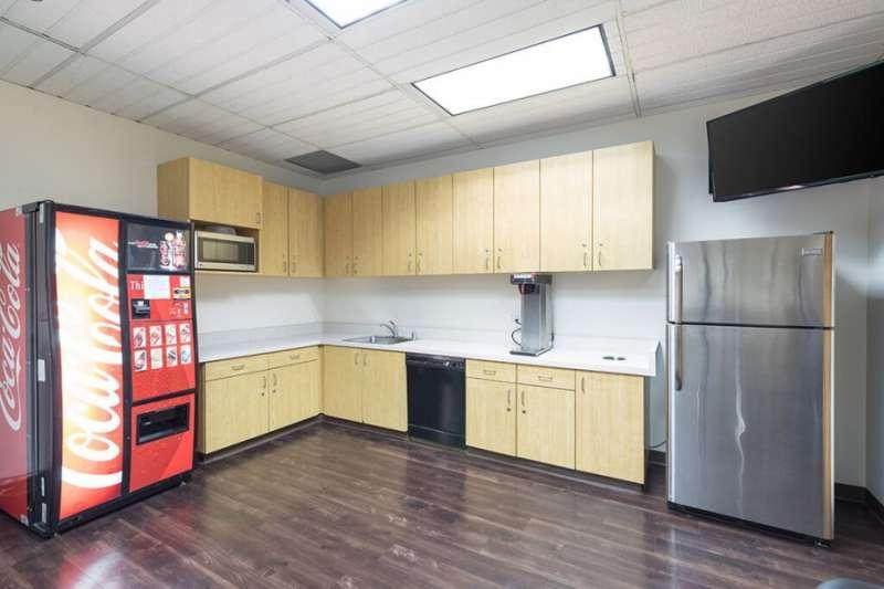Break Area in El Segundo Virtual Office Space