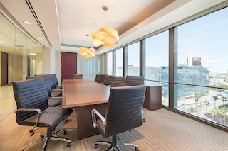 Turnkey Long Beach Conference Room