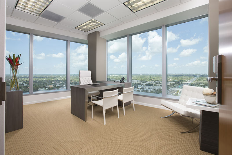 Miami Temporary Private Office or Meeting Room