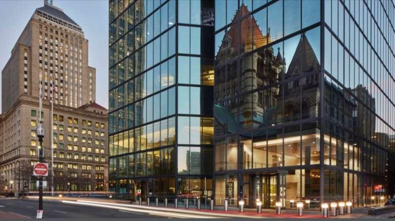 Boston Virtual Office Address Location