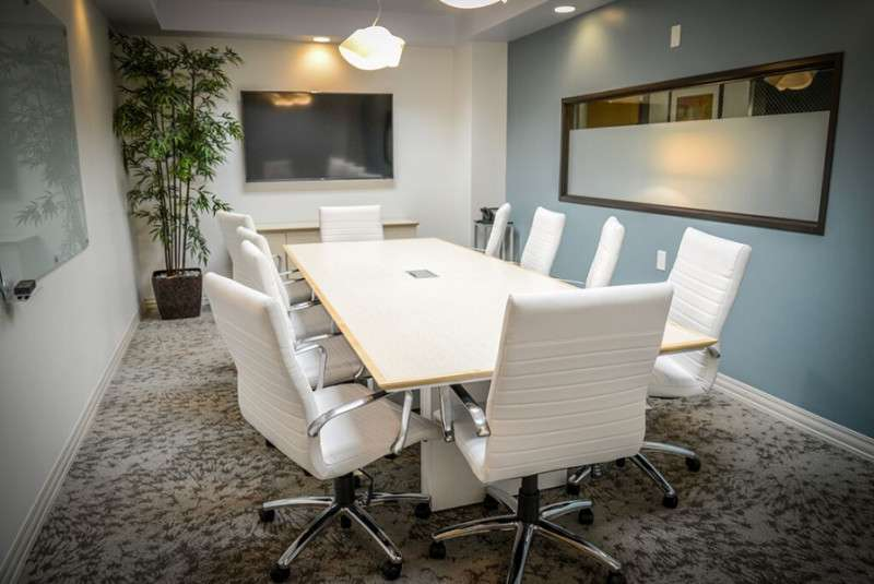 Stylish Torrance Meeting Room